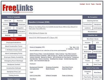 Thumbshot of Freelinks.com