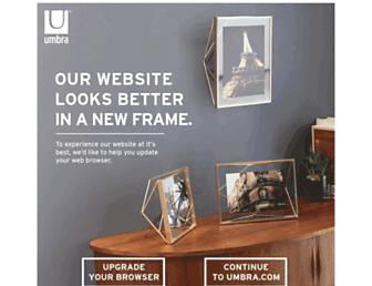 Thumbshot of Umbra.com
