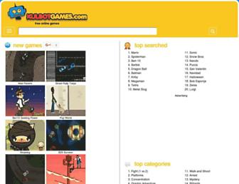 kulbotgames.com screenshot