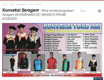 geraiseragam.net screenshot