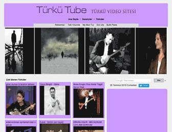 turkutube.com screenshot