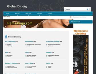 Thumbshot of Globaldir.org