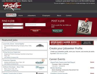 kelolandemployment.com screenshot
