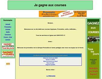jegagneauxcourses.com screenshot