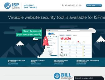 Thumbshot of Ispsystem.net