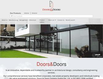 ddoors.com screenshot