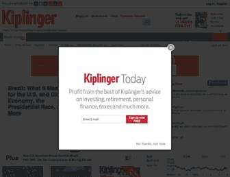 Thumbshot of Kiplinger.com