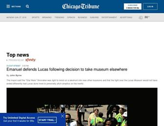Thumbshot of Chicagotribune.com