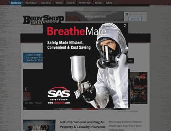 bodyshopbusiness.com screenshot