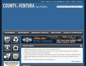 ventura.org screenshot