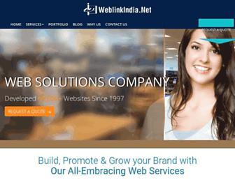 Thumbshot of Weblinkindia.net