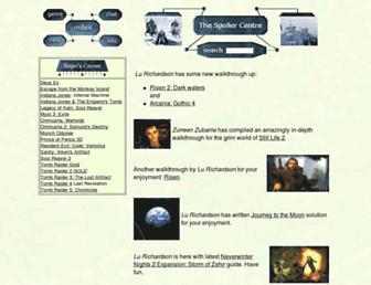 the-spoiler.com screenshot