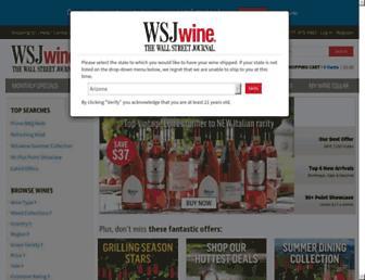 Thumbshot of Wsjwine.com