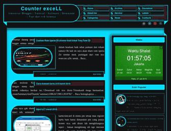 counterexcell.blogspot.com screenshot