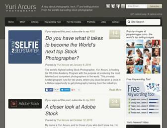 arcurs.com screenshot