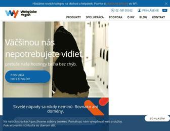 Thumbshot of Webglobe.sk