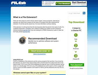 filext.com screenshot
