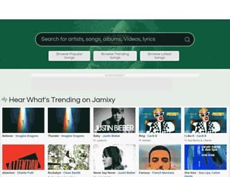 jamixy.com screenshot