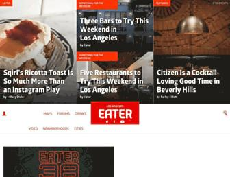 la.eater.com screenshot