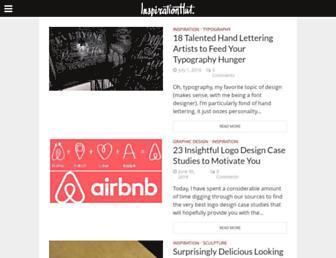 Thumbshot of Inspirationhut.net