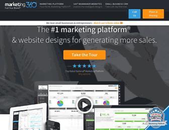 marketing360.com screenshot