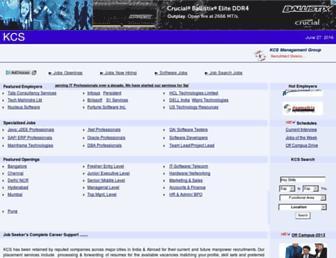 kcsgroup.in screenshot