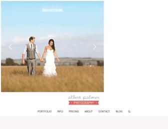 albertpalmerphotography.com screenshot