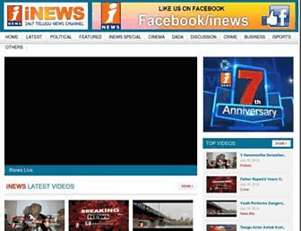 Thumbshot of Inewslive.net