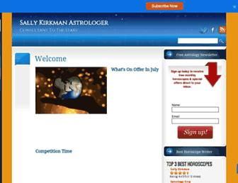 sallykirkman.com screenshot