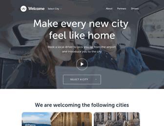 welcomepickups.com screenshot