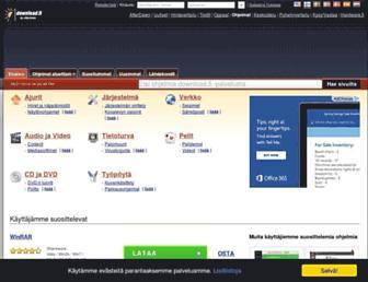 download.fi screenshot