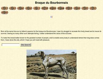 braquedubourbonnais.info screenshot
