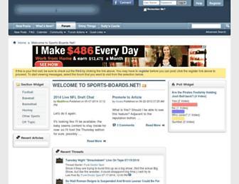 sports-boards.net screenshot