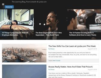 learning.linkedin.com screenshot