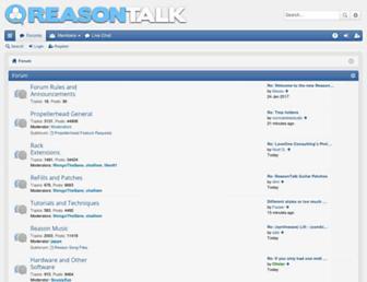 forum.reasontalk.com screenshot
