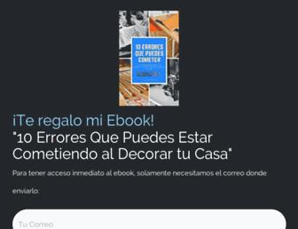 estrenocasa.com screenshot