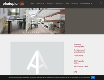 Thumbshot of Photoplan.co.uk