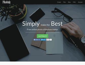 pholody.com screenshot