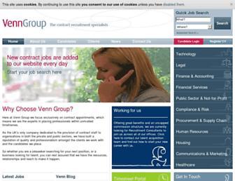 venngroup.com screenshot