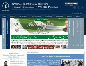 navttc.org screenshot