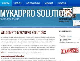 mykadpro.onlineapp.com.my screenshot