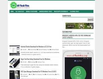 allflashfiles.org screenshot