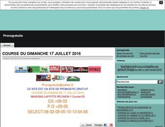 pronogratuits.centerblog.net screenshot