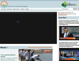 Thumbshot of Tarimtv.gov.tr