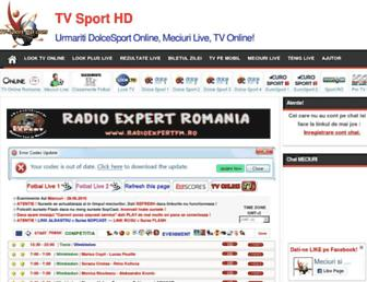 tv-sport-hd.com screenshot