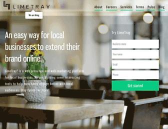 limetray.com screenshot