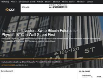 ccn.com screenshot