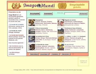 cosmovisions.com screenshot