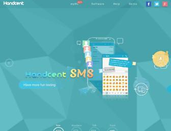 Thumbshot of Handcent.com