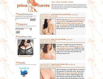 Thumbshot of Primecurves.com